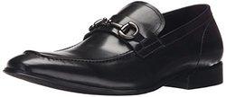 Kenneth Cole REACTION Men's Switch It Up Slip-On Loafer - Black - Size: 10.5