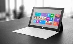 Microsoft Surface Pro 64GB Touch Keyboard Bundle - White
