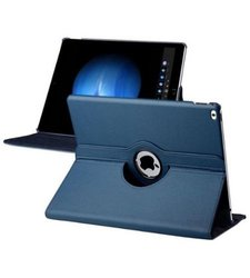 "Insten 360-Degree Leather Case for iPad Pro 12.9"" - Navy Blue"