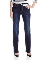 Levi's Women's 505 Straight Leg Jeans - Legacy - Size: 28 Medium