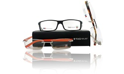 TAG Heuer Optical Frame: Orange Rimless