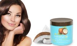 Etel Women's Deep Repair Coconut Hair Oil Pack of 2