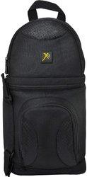 Xit XTBPS Deluxe Digital Camera/Video Sling Style Shoulder Bag ( black