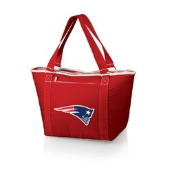 NFL Licensed Topanga Cooler Tote: New England Patriots/Navy