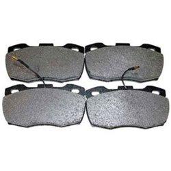 Beck Arnley  087-1493  Semi-Metallic Brake Pads