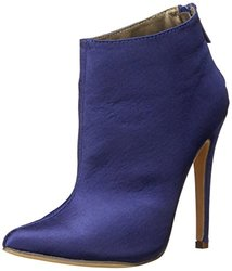 Women's Jaime Stiletto Bootie: Navy/8.5