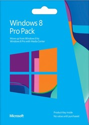 Microsoft Windows 8 Pro Pack Upgrade - Stay Safer with Windows Defender