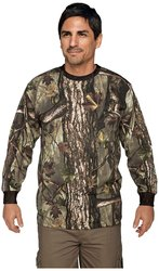 Master Sportsman Sherbrook HD Long Sleeve Performance Shirt - Size: Medium