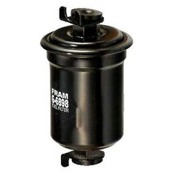 Fram In-Line Gasoline Fuel Filter - G6898 - Lot of 2