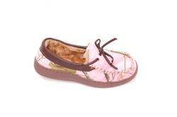 Itasca Women's Realtree Slipper - Pink Camo - Size: 6