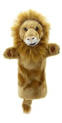 The Puppet Company Kids Long Sleeves Lion Hand Puppet Toy