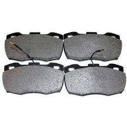 Beck Arnley  087-1288  Semi-Metallic Brake Pads