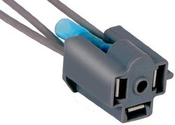 ACDelco PT466 Female 3-Way Wire Connector with Leads