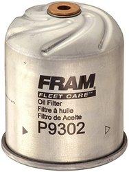 FRAM P9302 Centrifugal Spin-On Oil Filter