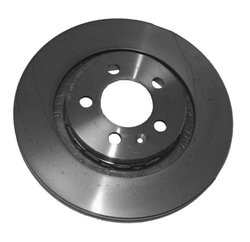 ACDelco 18A945 Professional Rear Disc Brake Rotor Assembly
