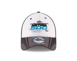 Kid's Daytona International Speedway Alt Cap - White/Graphite -Child/Youth