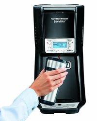 Hamilton Beach 48463 BrewStation Summit 12-Cup Dispensing Coffeemaker