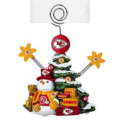 NFL Kansas City Chiefs Tree Photo Holder