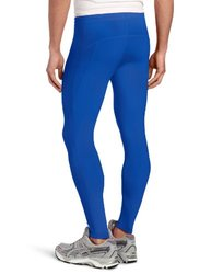 ASICS Men's Team Medley Tights - Royal - Size: XX-Small