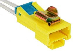 ACDelco PT764 GM Original Equipment 2-Way Male Yellow Multi-Purpose Pigtail