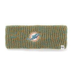NFL Miami Dolphins Women's '47 Prima Twisted Headband - Neptune