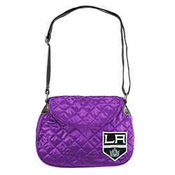Los Angeles Kings Quilted Saddlebag with
