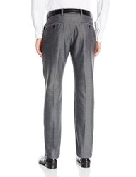 French Men's Work Pindot Pant - Charcoal - Size: Small