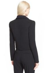 Rachel Zoe Women's Dot Buckle Jacket - Black - Size: XS