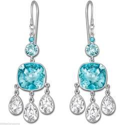 Swarovski Women's Azore Hook Pierced Earrings