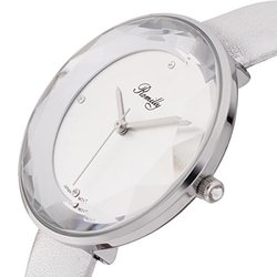 Jean Romilly Sansa Ladies Watch: 62627024 White Band