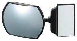 Napolex Broadway Mirror Mini Mirror Extension Rear View - Black