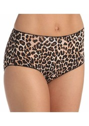 Jockey Women's Line Hip Brief Panty - Cougar - Size: 6