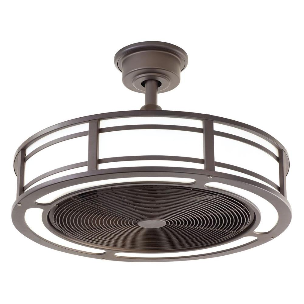 hdc am382a orb brette 23 led indoor outdoor espresso bronze ceiling