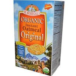 Dr. McDougall's Oatmeal Og2 Original 6 Pack - Size: 9.9 OZ