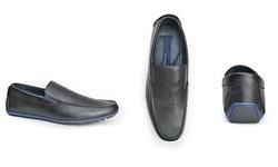 Joseph Abboud Men's Justin Slip-On Loafers - Black - Size: 9