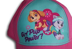 Nickelodeon Toddler Girls Paw Patrol Pink Baseball Cap Hat