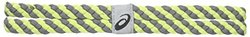 ASICS Women's Studio Luxe Headband, Pistachio/Shark, One Size
