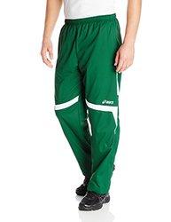 ASICS Men's Surge Warm-Up Pant (Forest/White), 3X-Large