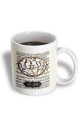 3dRose - Beverly Turner Design - Pi Day - 15 oz mug