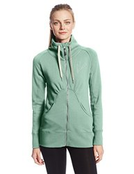 Blurr Women's Cable Jacket, Brilliant Blue, Large