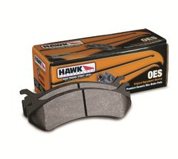Hawk 770636 FMSI D636 OES Premium Ceramic Disc Brake Pad