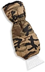 Columbia Ice Scraper, Camo, One Size