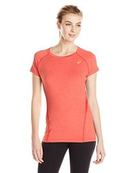 Women's ASICS Short Sleeve Tee 1