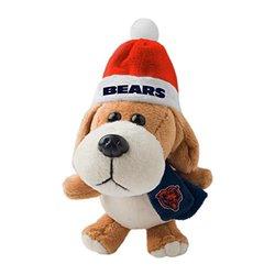 NFL Chicago Bears Plush Dog Ornament