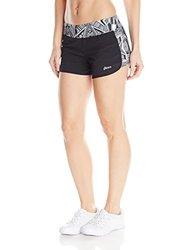 "ASICS? 4.5"" Everysport Shorts - Women's Black/Geo Black"