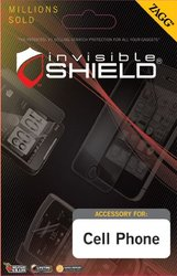 InvisibleShield for Samsung Galaxy S Blaze 4G SGH-T769 - 1 Pack - Retail Packaging - Clear