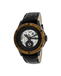 Heritor Men's Montclair Watch - Black