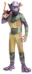 Rubie's Costume Star Wars Rebels Zeb Deluxe Child Costume - Large