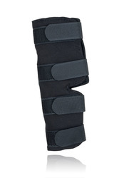"Back on Track 7.25""x4 - 6.25"" Therapeutic Dog Rear Leg/Hock Brace - Pair"