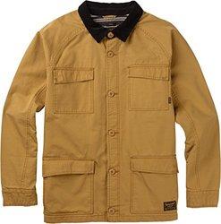 Burton Men's Delta Jacket - Wood Thrush - Size: Medium